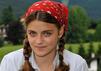 """Ronja Forcher in """"Der Bergdoktor""""."""
