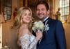 """Alicia (Larissa Marolt) heiratet bei """"Sturm der Liebe"""" Christoph (Dieter Bach)"""