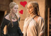 Cersei Daenerys Game of Thrones