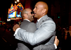 Jason Statham und Dwayne 'The Rock' Johnson
