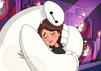Baymax Serie Disney-Channel