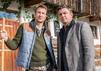 Der Bergdoktor: Heiko Ruprecht, Hans Sigl