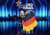 Carlotta Truman und Laurita Spinelli von Sisters gewinnt den deutschen ESC-Vorentscheid 'Eurovision Song Contest - Unser Lied für für Israel 2019' im Studio Berlin Adlershof. Berlin, 22.02.2019