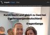 """""""Bachelor"""" Andrej Mangold und seine Gewinnerin Jenny - erstes Pärchenfoto"""