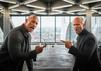 Hobbs and Shaw Jason Statham Dwayne Johnson