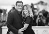John Travolta und Kelly Preston