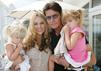 Lola Sheen, Brooke Mueller, Charlie Sheen, Sam Sheen