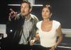 """David Arquette und Courteney Cox in """"Scream 2"""" aus dem Jahr 1997."""