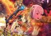 Collage mit Monstern und Charakteren aus Monster Hunter Stories 2: Wings of Ruin