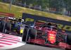 Formel 1 Rennwagen aus F1 2021