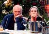 Sommerhaus der Stars Roland Heitz und Janina Korn