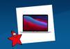 Macbook Pro in silber