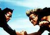 Keanu Reeves und Patrick Swayze