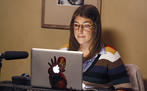 Mayim Bialik als Amy Farrah Fowler in The Big Bang Theory