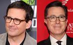 Steve Carell, Stephen Colbert
