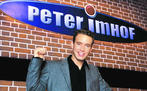 Peter Imhof Talkshowmaster