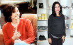 Courteney Cox, Friends