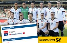 Frauen WM 2015 Spielplan
