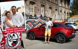 Mazda Berlin Tour Gewinner