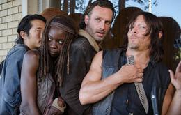 """The Walking Dead"" Staffel 7"