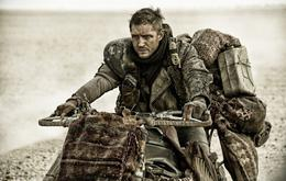 "Tom Hardy in ""Mad Max:Fury Road"""