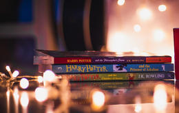"""""""Harry Potter""""-Bücher-Box: Die komplette Sammlung der magischen Reihe"""