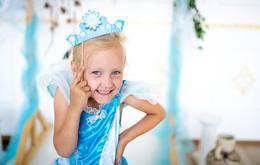 Elsa Kostüm
