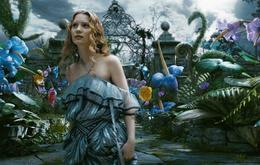 """Disney plant ein Sequel zu Tim Burtons """"Alice im Wunderland"""""""