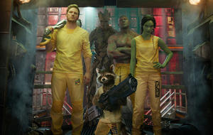 "Die ""Guardians of the Galaxy"" im Einsatz!"