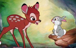 """Disneys """"Bambi"""": Bilder von gelöschter Todesszene aufgetaucht"""