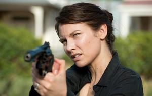 The Walking Dead Lauren Cohan