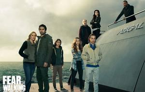 """Fear the Walking Dead"" Cast Staffel 2"