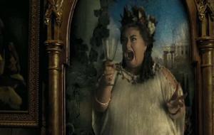 """Dawn French verkörperte die """"Fette Dame"""" in """"Harry Potter"""""""