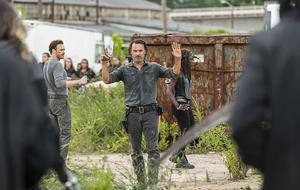 The Walking Dead: Wer war mit Gabriel im Auto?
