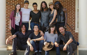 "Die ""The Walking Dead""-Crew, Staffel 7, Folge 8."