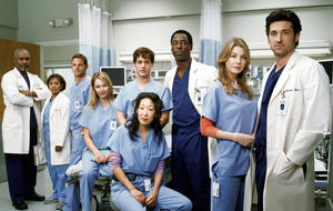 """Grey's Anatomy"" - der alte Cast"