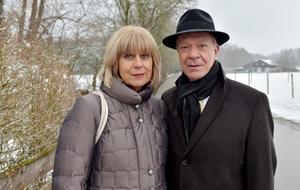 Charlotte und Werner sorgen für eine große Überraschung. Foto:  ARD/Christof Arnold