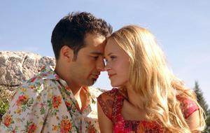 """""""Sturm der Liebe"""": Robert (Lorenzo Patané) und Miriam (Inez Björg David) - Staffel 2"""