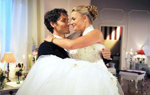 """""""Sturm der Liebe"""" - Staffel 7: Moritz und Theresa"""