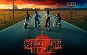 Stranger Things Staffel 2