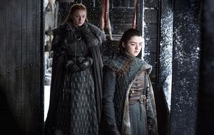 Arya Stark Sansa Stark