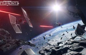 Star Wars Battlefront 2 Weltraum