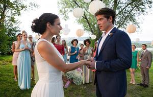 Die jungen Ärzte: 1. Fotos von Leylas Hochzeitskleid