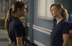 Grey's Anatomy: Spinoff-Fotos mit Meredith