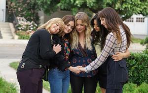 """Pretty Little Liars""-Cast"