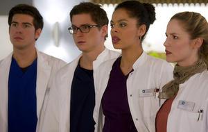 Die jungen Ärzte: Schock für Vivi