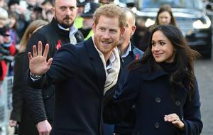 Meghan Markle und Prinz Harry: Alle Details zur Traumhochzeit