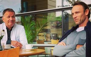 In aller Freundschaft: Roland Heilmann, Martin Stein