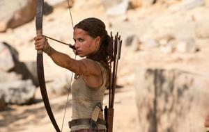 Tomb Raider, Lara Croft, Alicia Vikander
