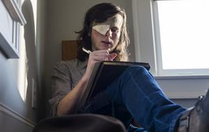 The Walking Dead Carl Letter